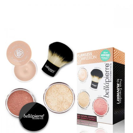 Flawless complexion kit Fair - Bellapierrechile