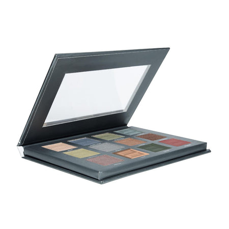 Paleta sombras 12 Color Pro Jewel Eye Palette - Bellapierrechile