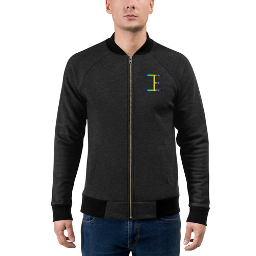 ILLUMINATED ECHOES (Bomber Jacket)