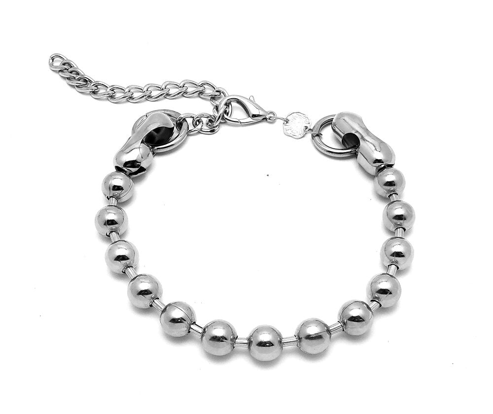 Oversized Ball Chain Choker