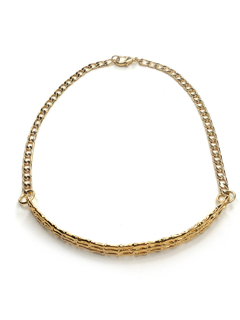 The Triple Bamboo Choker