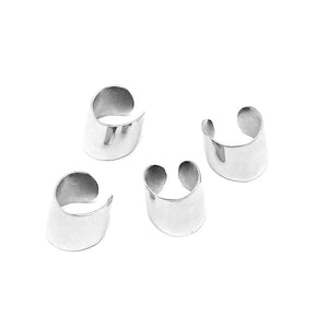 The Preservation Fingertip/Midi Rings - set of four