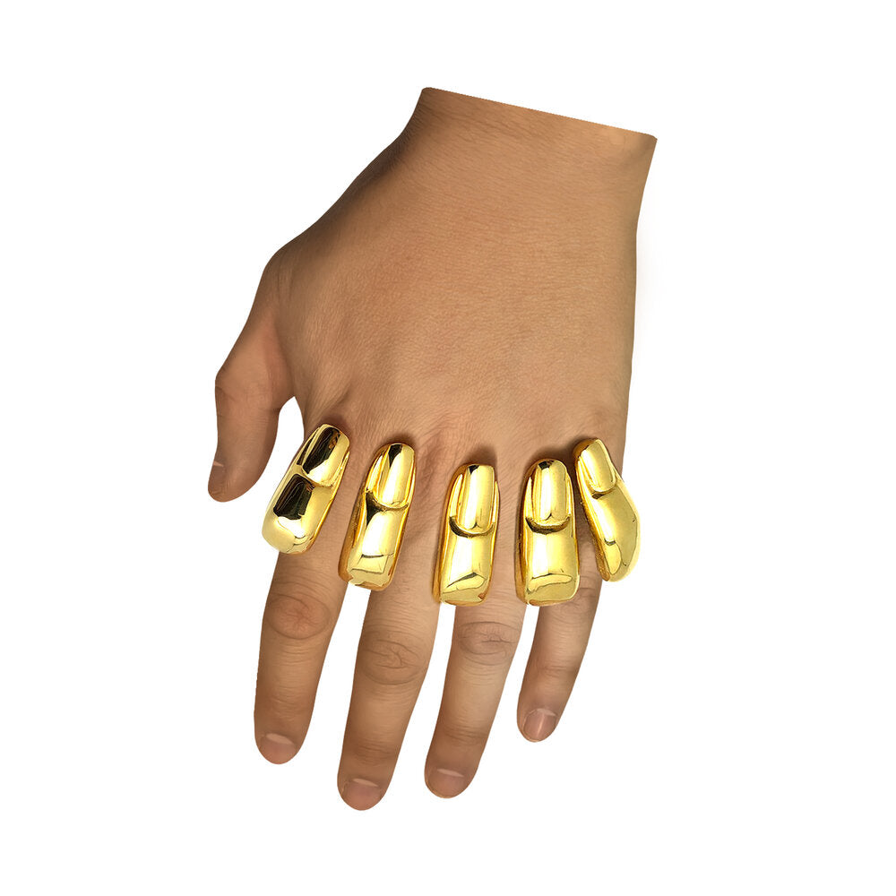 YOU'RE NEVER ALONE KNUCKLE DUSTER