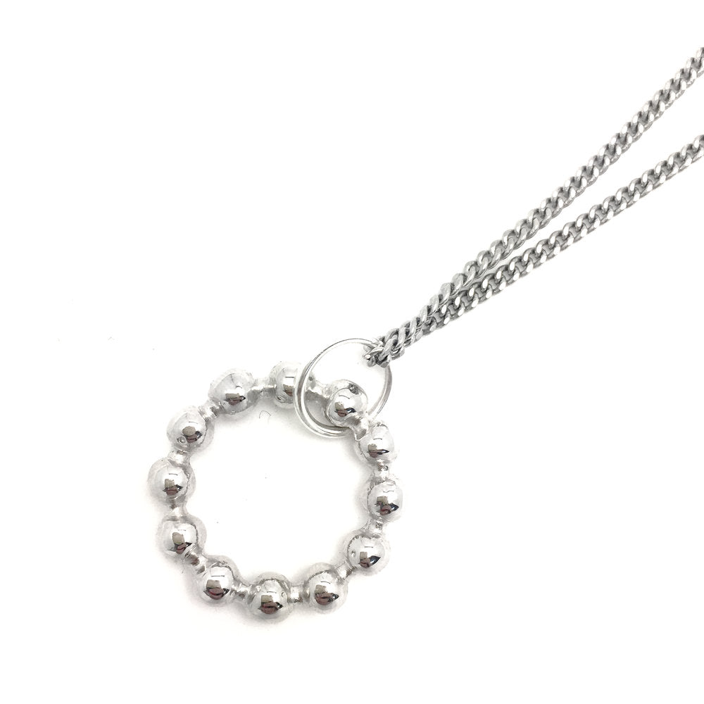 The Focus Ring Necklace