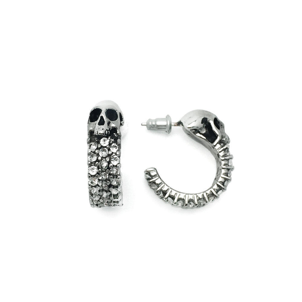 Le Mort Cuff Earring (Pair)