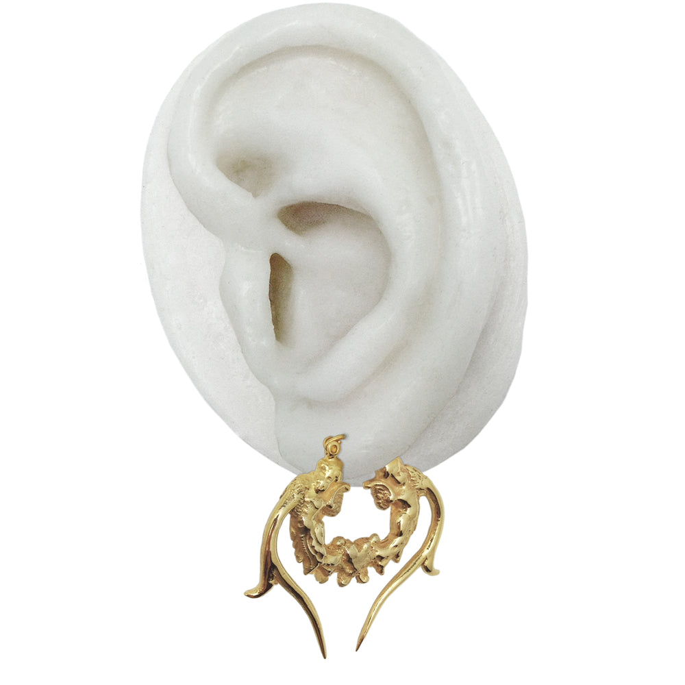 The Cortisan Earrings (Pair)