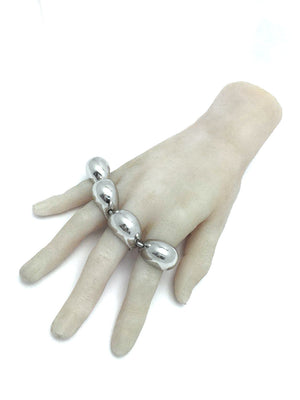 The Ball Signet Articulated Knuckleduster