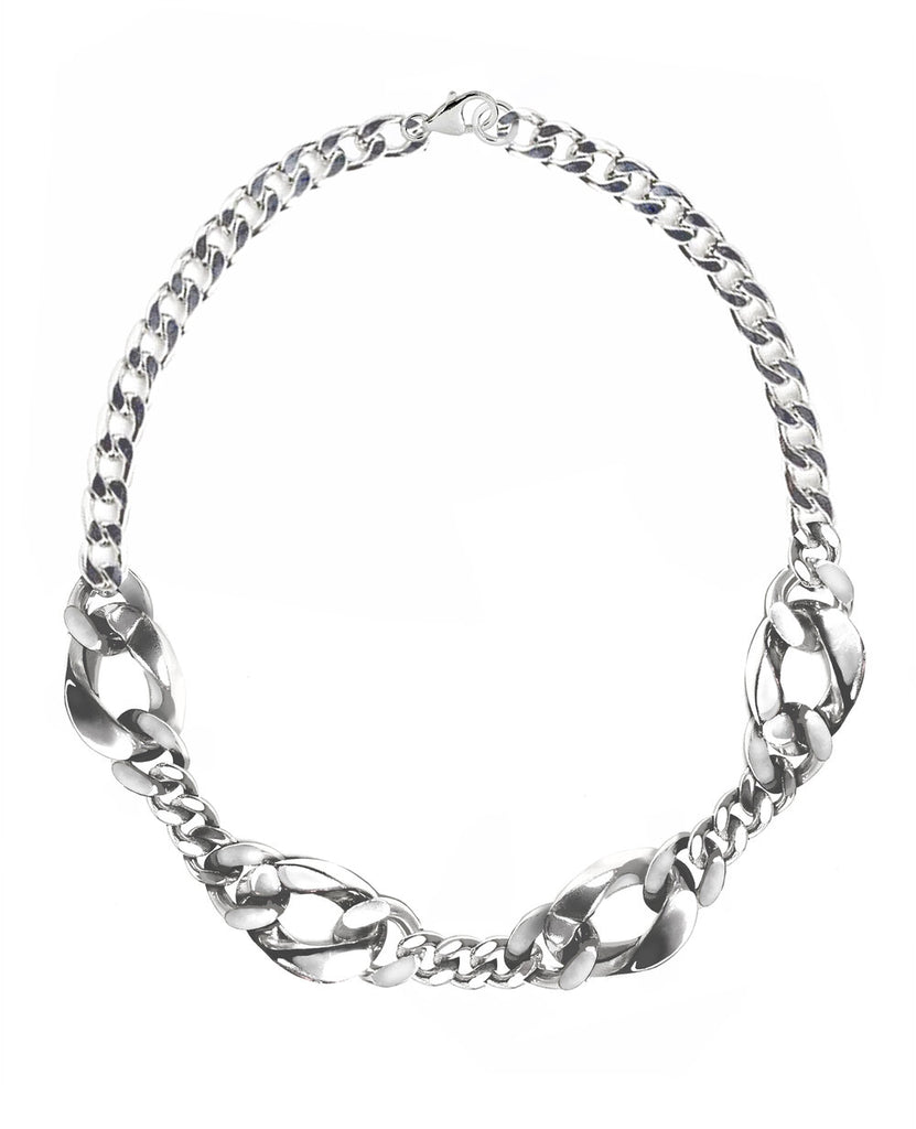 Graduated Chain Choker
