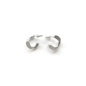SMALL CHAINLINK EARRINGS (PAIR)