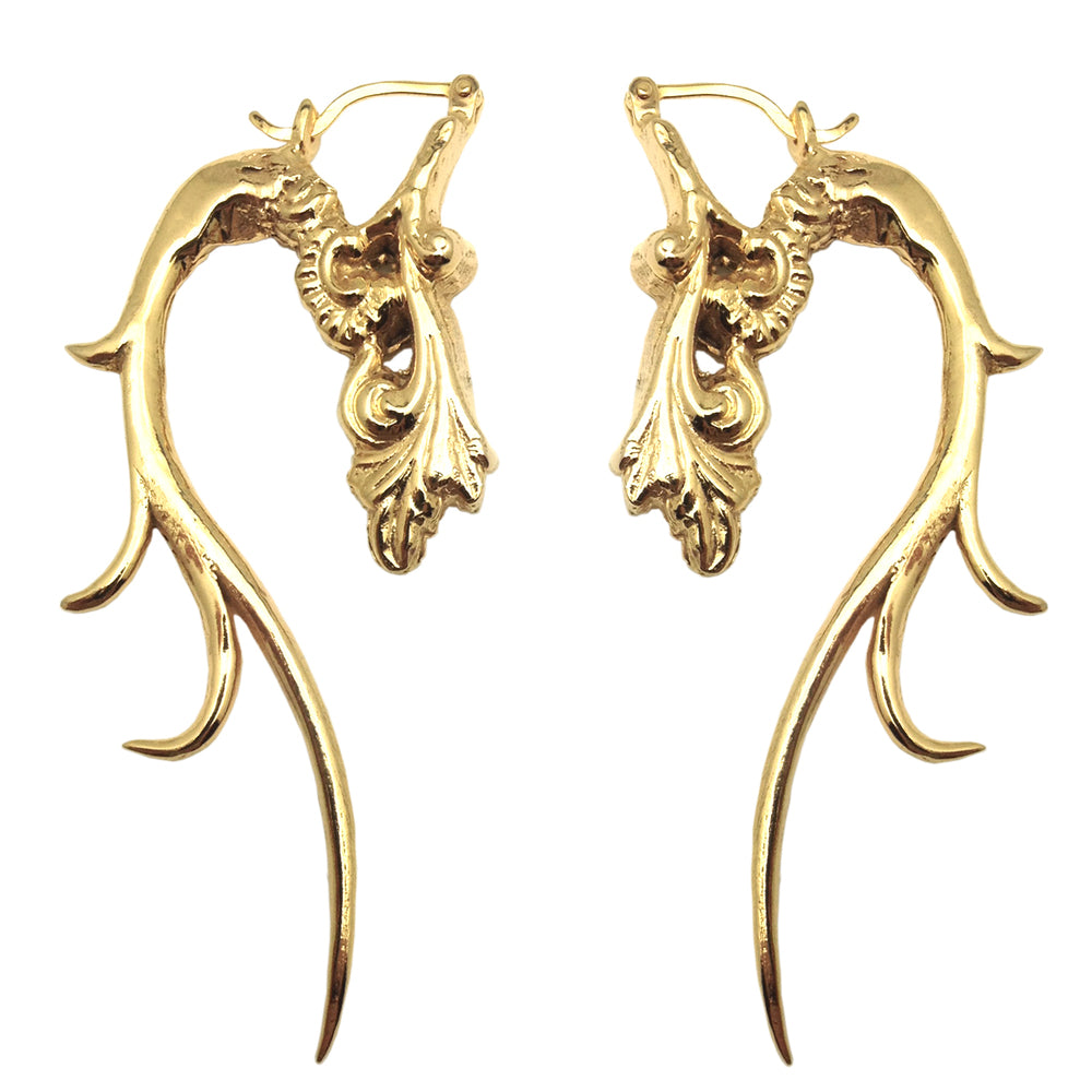 The Baroness Earrings (Pair)