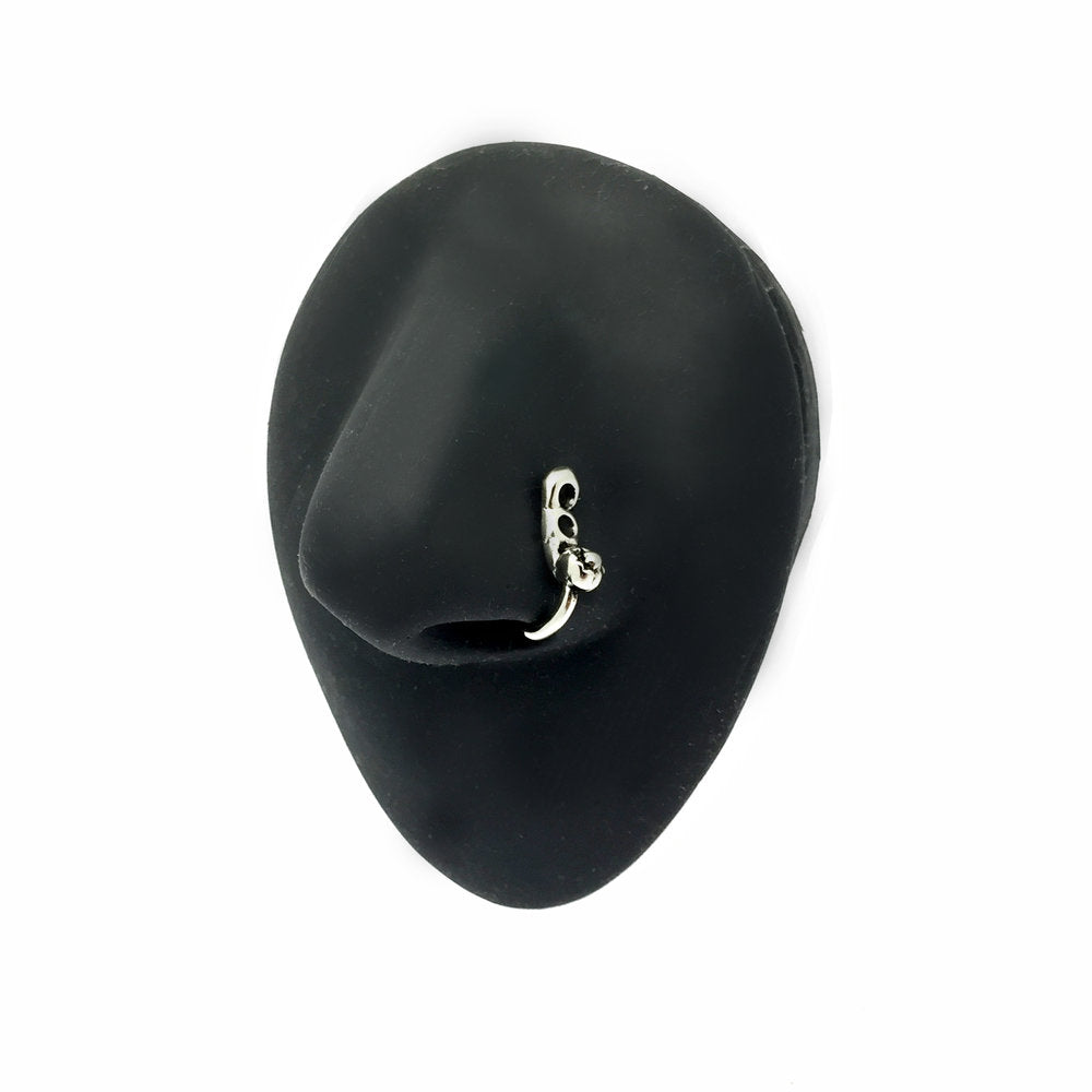 The Ladygun Nose Cuff