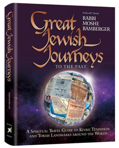 Great Jewish Journeys To The Past