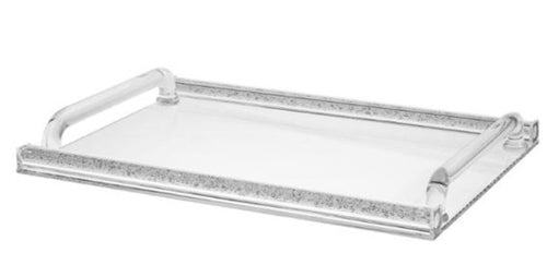 Crystal Candle Lighting Tray