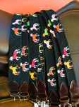 Horse Blanket Needlepoint Belt