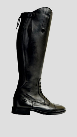 Ladies Leather Field Boot