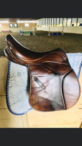 "16.5"" Bond Street Saddle"