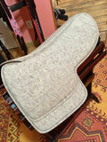 Saddle Right Orthopedic Half Pad