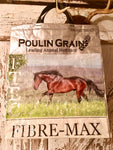 Upcycled Horse Feed Shopping Bag - Poulin E TEC