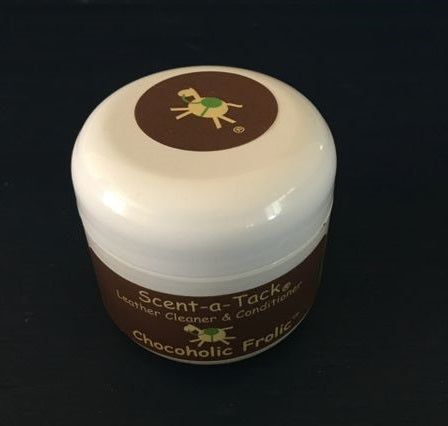 Scent-A-Tack Chocoholic Frolic Saddle Soap, 2 oz