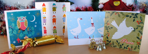 Amnesty International Charity Christmas Cards