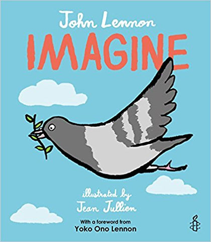 John Lennon's Imagine (Suitable for Ages 6+)
