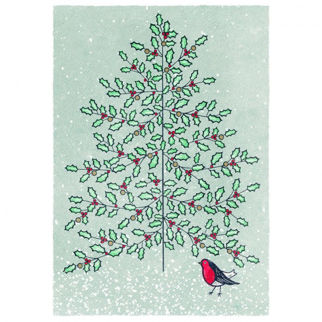 Jolly Holly Robin - Amnesty International Ireland