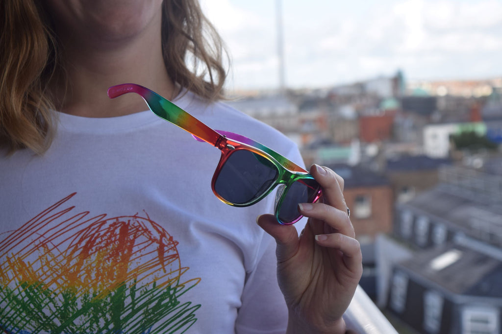 Amnesty Rainbow Sunglasses - Amnesty International Ireland