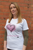 'Love Knows No Borders' T-Shirt - Amnesty International Ireland