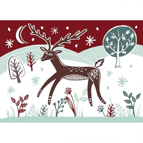 Winter Deer - Amnesty International Ireland