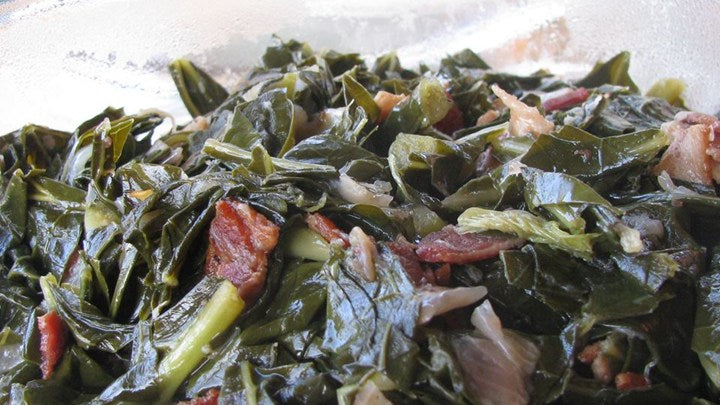 Snack Like a Southerner: Collard Greens – Redneck Couture