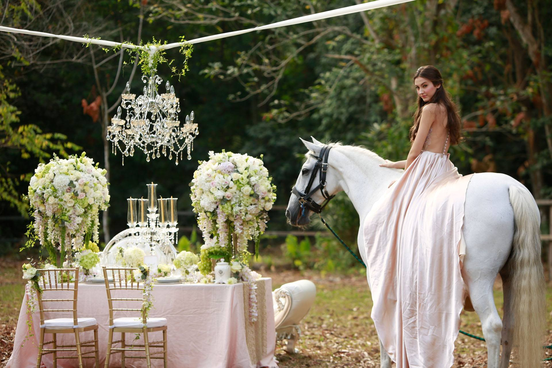 Blushing Belle Wedding Themes Redneck Couture