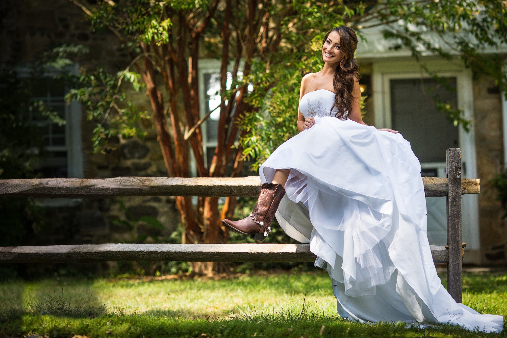 Redneck Bride Outfits