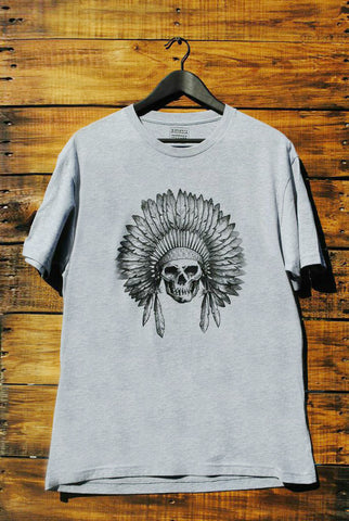 Skull Headdress T-Shirt