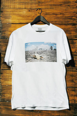 Skull in the City T-Shirt
