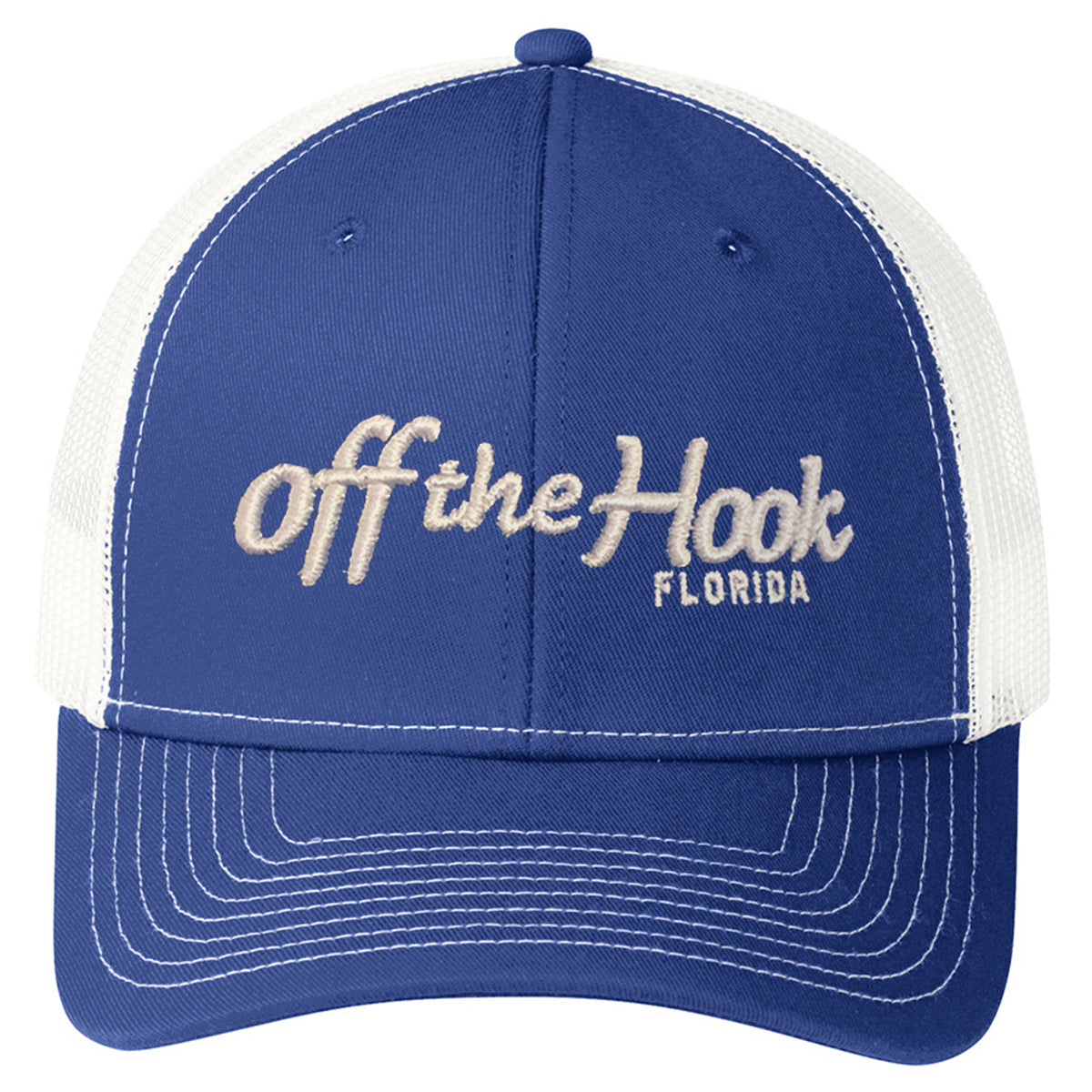 Off The Hook Classic Trucker Hat