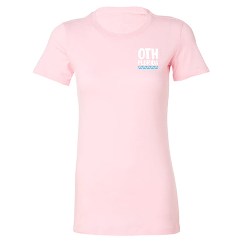 OTHFL Turtle Awareness Women's Pink