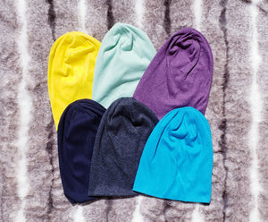 Toddler Slouchy Hats (multiple colors available)