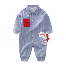 Load image into Gallery viewer, Boys Dragon Romper