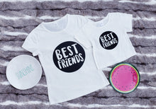 Load image into Gallery viewer, Best Friends Mommy and Me Tees