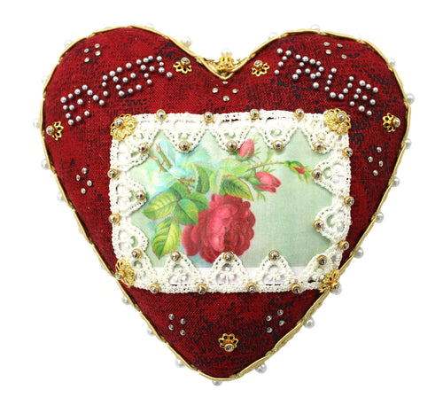 Ever True Sweetheart Pincushion