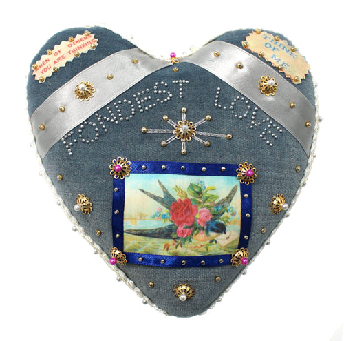 Fondest Love Sweetheart Pincushion