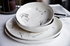 Urban Contemporary Dishware