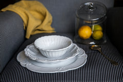 Elegant Dinner Party dishware