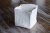 handmade white porcelain candle light-box