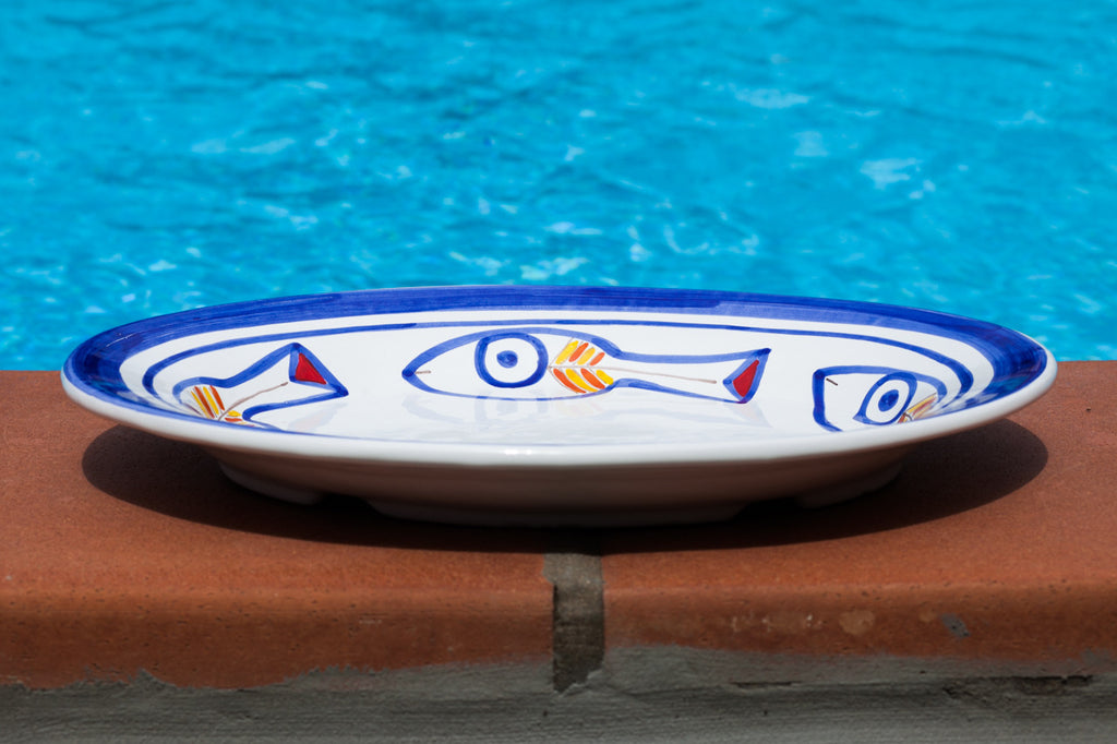 Ceramic platter, Handmade ceramic platter, painted ceramic platter, ceramic serving platter, handmade serving platter, handmade ceramic serving platter, decorative ceramic platter, decorative serving platter,
