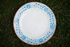 Azzurro - Handmade Ceramic Dinner Set