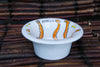 handpainted ceramic dinnerware, handpainted ceramic dinnerware set