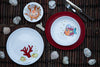 Octo - Handmade ceramic dinnerware set
