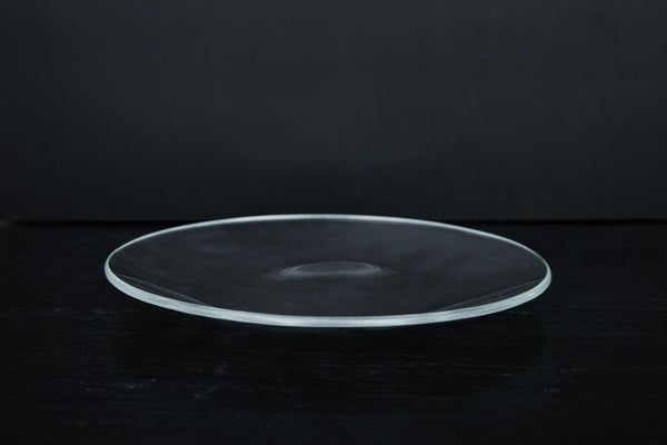 Passepartout-Glass Dinner Plate