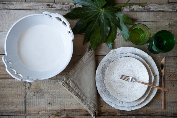 Materia - Handmade Ceramic Dinner Set